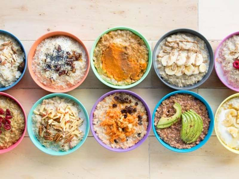 10 healthy porridge toppings 1
